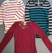 used maternity clothes lot of used maternity clothes size medium 9 00 picclick