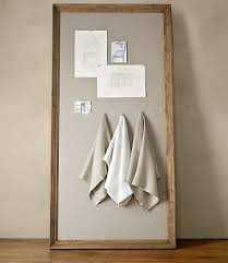 pin board diy restoration hardware bulletin board driven by decor