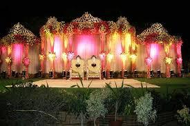 Wedding Stage Decoration Marriage Stage Flower Decoration Decorative Flowers