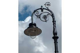 cast iron lighting columns acorn restorations ltd benches and metal staircases