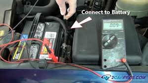 2011 toyota camry battery how to test an alternator in 10 minutes