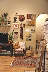 World Market Furniture Sale by Laura U0027s Earthy Bohemian Living Room U2014 Welcome Boho