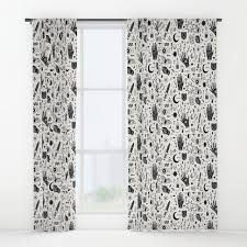Black And White Drapes At Target by Coffee Tables Black And White Window Curtains Sheer Curtain