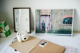 polaroid guest book album how to make a wedding polaroid guest book loy photography