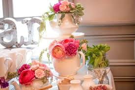 tea party bridal shower ideas garden tea party bridal wedding shower party ideas 2561070 weddbook