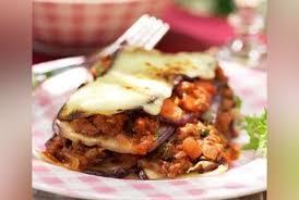 jeux de cuisine lasagne lasagnes d aubergines à la viande d agneau recette femina