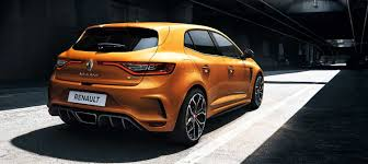 renault orange new megane r s