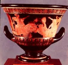 Euphronios Vase Vase Painting In The Archaic Style Sample Course 3 Face To Face
