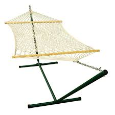 Diy Portable Hammock Stand Algoma 11 Ft Hammock And 12 Ft Steel Stand Combination 6250