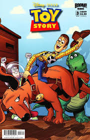marvel disney publishing play toy story comic animation