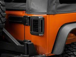 Jeep Jk Tail Light Covers 2007 2018 Jeep Wrangler Tail Lights Extremeterrain Free Shipping