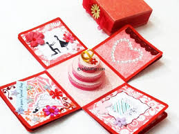box of greeting cards how to make an explosion box platter free