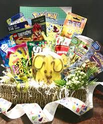kids gift baskets kids deluxe gift basket twana s creation gourmet gift basket
