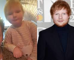 Ed Sheeran Ed Sheeran Acknowledges Baby Doppelgänger Promises Not To