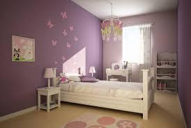 chambre fillette déco chambre fillette et mauve décoration chambre fille