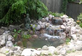 Pond Ideas For Small Gardens by New Landscaping Software Improved Pond Fountain And Waterfall