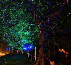motion 8 patterns in 1 ledmall rgb outdoor garden laser christmas