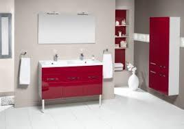 cuisine bordeaux et blanc salle de bains mod le vogue cuisine con salle de bain bordeaux