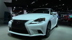 lexus sport price news redesigned 2014 lexus is gets a price hike and a price drop