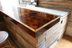 surprising diy wood bar images best idea home design extrasoft us