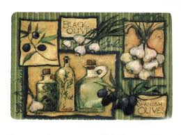 garlic decoration ideas for kitchens glass french country
