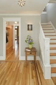 rooms with pale gray walls with bamboo floors google search