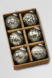 320 best mercury glass ornaments images on merry