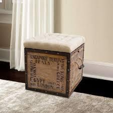 Wood Storage Ottoman Pulaski Furniture Wood Storage Furniture Ds 597014 The