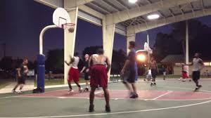 5 on 5 basketball game youtube