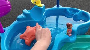 step2 spill splash seaway water table parent approved spill splash seaway water table youtube