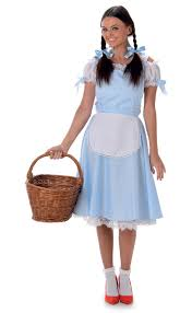Womens Dorothy Halloween Costume Wizard Oz Dorothy Women U0027s Costume Dorothy Book Week Costume