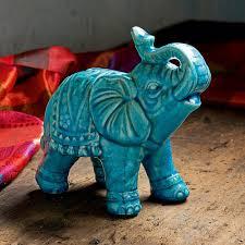 chandaka elephant ornaments statues culture vulture direct