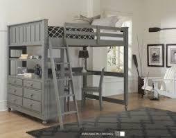 Bunk Bed Bedroom Set Loft Bed With Desk Underneath Foter