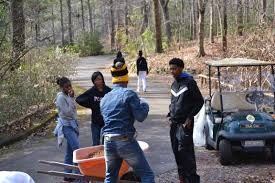 wenonah high school yearbook wenonah high school students spend their day of service in the