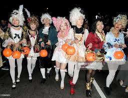 38th annual new york village halloween parade photos and images