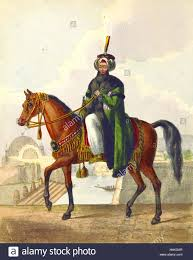 Ottoman Empire 19th Century Sultan Mahmood Constantinople In 1828 In The Turkish Capital And