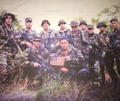 u s army special forces oda 125 basilan island philippines feb
