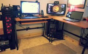 Best Computer Desk Setup Desk Best Computer Desk Awesome Best Computer Gaming Desk Which