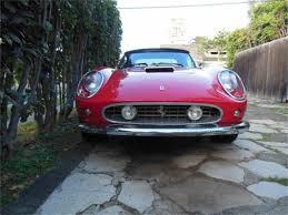 spyder ferrari 1960 ferrari 250 california spyder for sale classiccars com cc