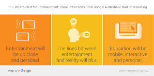 what s what s next for entertainment three predictions from google