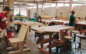 wood shop college of architecture arts and humanities woodshop