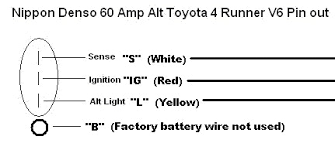 wilbo666 toyota alternators within alternator wiring diagram