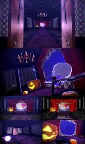 dl series stage halloween by nightlightstar01 on deviantart