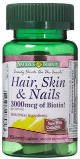 nature bounty hair skin and nails reviews the nail collections