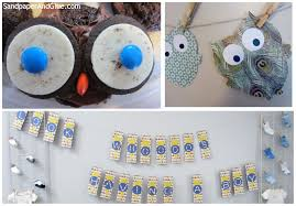 owl theme baby shower stephanie marchetti sandpaper u0026 glue a