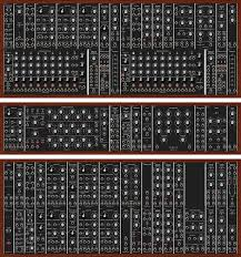 Studio System by Studio 110 Synthesizer System Analog Modular Synthesizers For