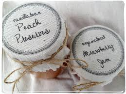 jennuine by rook no 17 personalized fabric mason jar label tutorial