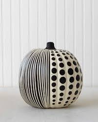 Halloween Crafts Martha Stewart 31 Days Of Painted Pumpkins From The Mslo Staff Martha Stewart
