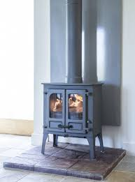 wood burning wall vlaze grey enameled heat shield avaiable in more colours and