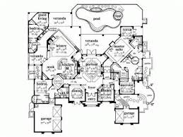 one level luxury house plans luxury one story homes plans home plan
